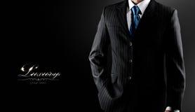 Luxury suit Royalty Free Stock Photo