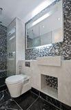 Luxury suite bathroom Stock Photography