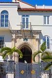 Luxury summer residence in Miami Beach. Royalty Free Stock Photos