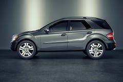 Luxury SUV royalty free stock photo