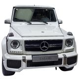 Luxury SUV Stock Photo