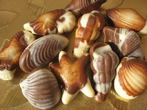 Luxury sweets Stock Image
