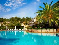 Luxury Swimming Pool Stock Photos