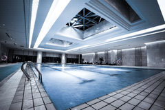 Luxury swimming pool Royalty Free Stock Photography