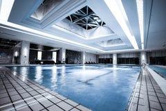 Luxury swimming pool Stock Photography