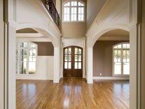 Luxury Symmetrical Arch Entrance Horizontal Stock Photo