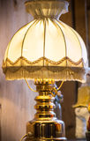 Luxury table-lamp Stock Photography