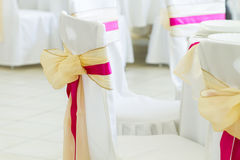 Luxury table Stock Photo