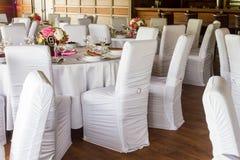 Luxury table Royalty Free Stock Photos