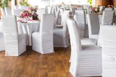 Luxury table Royalty Free Stock Image
