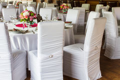 Luxury table Royalty Free Stock Photography