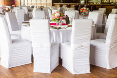 Luxury table Stock Photos