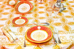 Luxury tabletop Royalty Free Stock Images