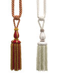 Luxury tassels Stock Photos