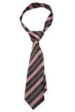 Luxury tie. On white background Royalty Free Stock Images