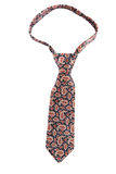 Luxury tie. Royalty Free Stock Photo