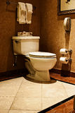 Luxury Toilet Royalty Free Stock Photography