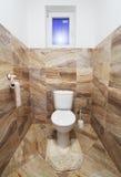 Luxury toilet Royalty Free Stock Photos