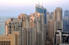 Luxury Towers Stock Image