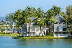 Luxury tropical resort villa. Phuket, Thailand Stock Image