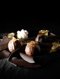 Luxury Truffles Stock Photo