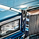 Luxury USA Car Royalty Free Stock Images