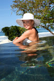 Luxury vacation Royalty Free Stock Images