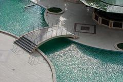 Luxury vacation resort Royalty Free Stock Photos