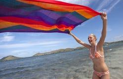 Luxury Vacation - Yasawa Islands in Fiji Stock Photography