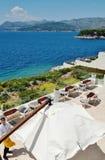 The luxury Valamar Dubrovnik President hotel in Croatia Stock Image