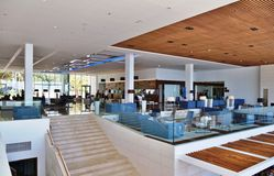 The luxury Valamar Dubrovnik President hotel in Croatia Stock Photography