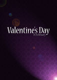 Luxury valentines background Royalty Free Stock Images