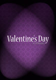 Luxury valentines background Royalty Free Stock Photo