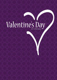 Luxury valentines background Royalty Free Stock Photography