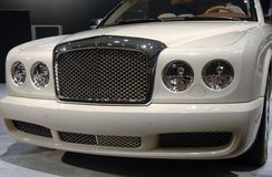 Luxury vehicle Royalty Free Stock Photo