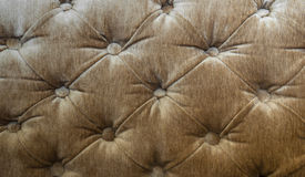 Luxury velvet cushion close-up background Royalty Free Stock Photo