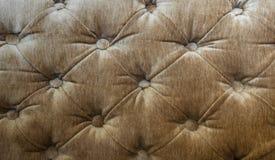 Luxury velvet cushion close-up background Royalty Free Stock Photo