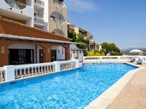Luxury Villa. In Mallorca, Spain stock images