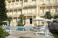 Luxury Villa Royalty Free Stock Photos