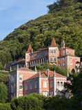 Luxury Villas in Sintra, Portugal Royalty Free Stock Photography