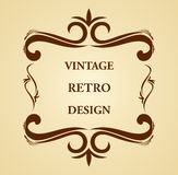 Luxury vintage Stock Photography