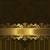 Luxury vintage background. Stock Photo