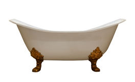 Luxury vintage bathtub royalty free stock image