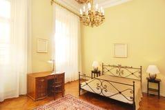 luxury vintage bedroom Stock Photography