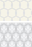 Luxury vintage frame template. Old Royal pattern. A decorative r Royalty Free Stock Images