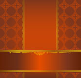 Luxury Vintage tapestry background. Royalty Free Stock Photos