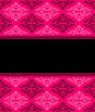 Luxury Vintage tapestry background. Royalty Free Stock Image