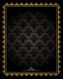 Luxury Vintage tapestry background. Royalty Free Stock Photo