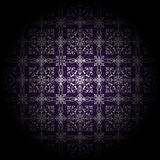 Luxury Violet Floral Royalty Free Stock Photography