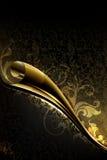 Luxury Wallpaper Backdrop Stock Image